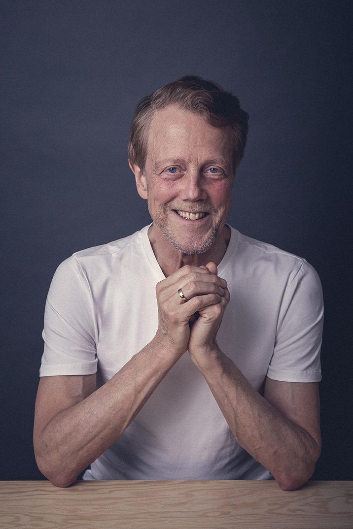 Frans Geurts, holistisch masseur en massagetherapeut